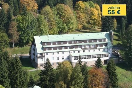 Dovolenka  - Česká republika - Hotel Engadin