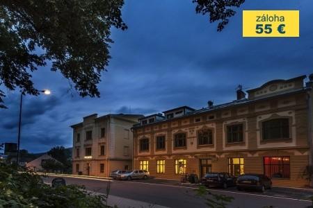 Dovolenka  - Česká republika - Hotel Praděd Thamm
