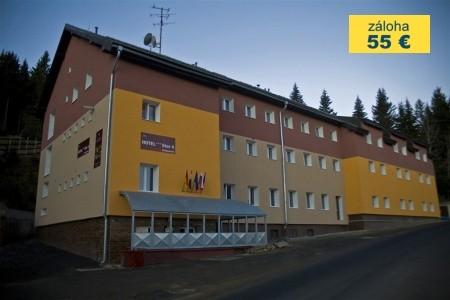 Dovolenka  - Česká republika - Hotel Star 4