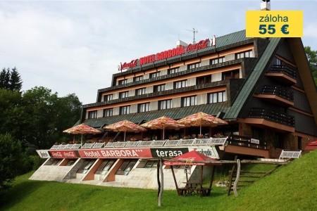 Dovolenka  - Česká republika - Hotel Barbora