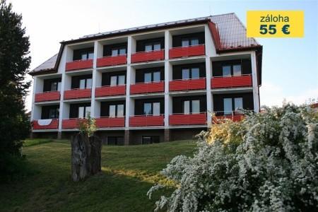 Dovolenka  - Česká republika - Hotel Fontána