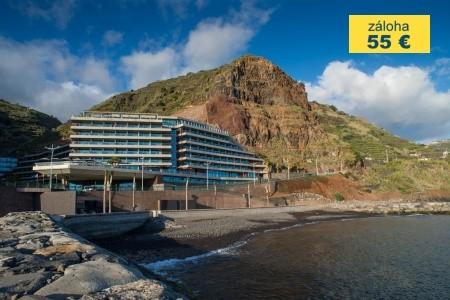 Dovolenka  - Madeira - Savoy Saccharum Hotel Resort & Spa S Pronájmem Vozu