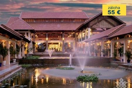 Dovolenka  - Vietnam - Pandanus Resort Mui Ne