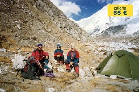 Zájezd Nepál - Expedice Výstup Na Island Peak 6189M (Imja Tse)