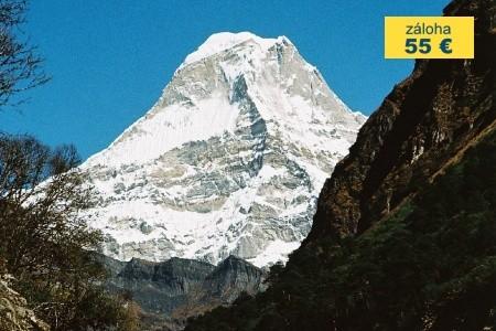 Zájezd Nepál - Z Jiri zemí Šerpů pod střechu světa Mt. Everest Gokyo trek