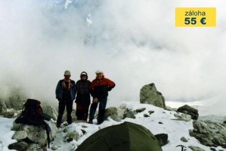 Zájezd Nepál - Expedice Parchamo Peak (6 237M), Everest Trek