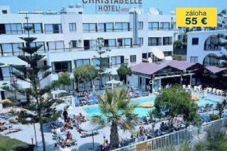 Dovolenka  - Cyprus - Christabelle Hotel Apartments Complex
