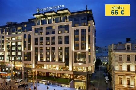Dovolenka  - Rusko - Intercontinental Moscow - Tverskaya