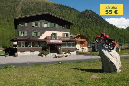 Hotel Camino So- Livigno