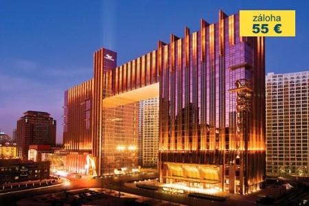 Dovolenka  - Čína - Fairmont Beijing