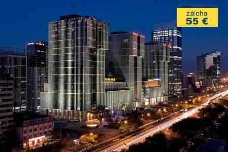 Dovolenka  - Čína - Sofitel Wanda Beijing