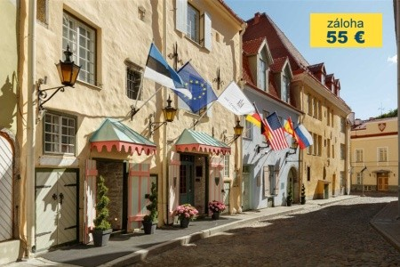 Dovolenka  - Estónsko - Schlossle Hotel