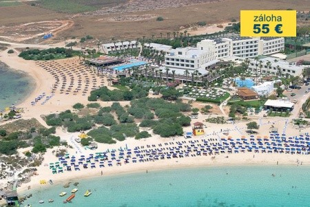 Dovolenka  - Cyprus - The Dome Beach Hotel & Resort