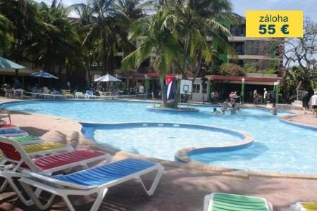 Dovolenka  - Kuba - Hotel Club Tropical