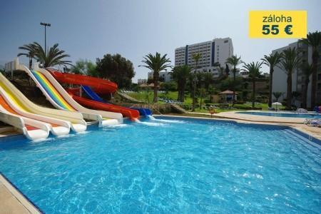 Dovolenka  - Maroko - Hotel Kenzi Europa