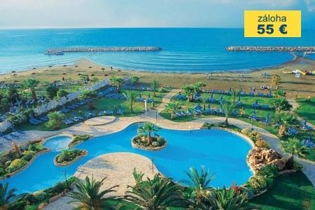 Dovolenka  - Cyprus - Sentido Sandy Beach Hotel