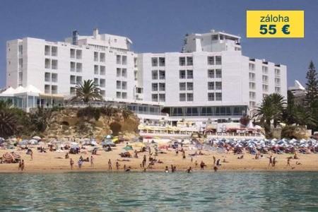 Dovolenka  - Portugalsko - Holiday Inn Algarve - Armacao De Pera
