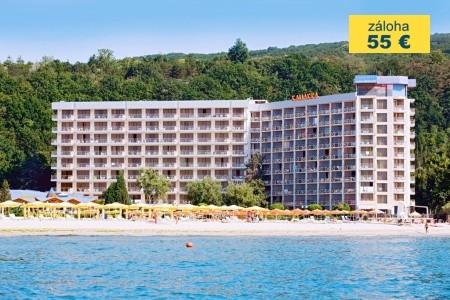 Dovolenka  - Bulharsko - Club Kaliakra Beach