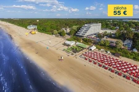 Dovolenka  - Lotyšsko - Baltic Beach & Spa