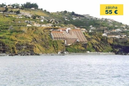 Dovolenka  - Madeira - Orca Praia