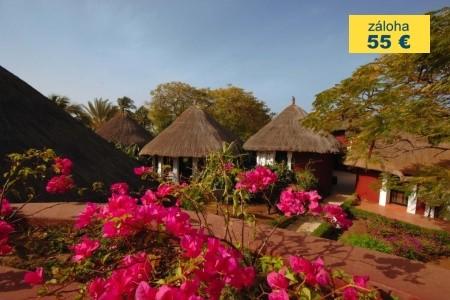 Dovolenka  - Senegal - Royam Hotel