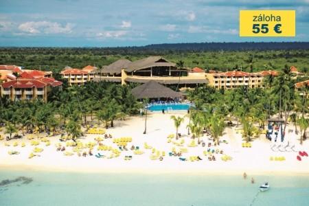 Dovolenka  - Dominikánska republika - Viva Wyndham Dominicus Palace