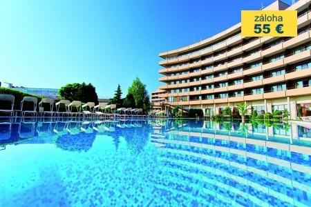 Dovolenka  - Bulharsko - Grand Hotel Pomorie
