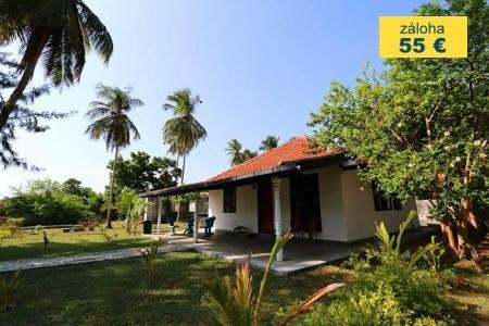 Dovolenka  - Srí Lanka - 108 Palms