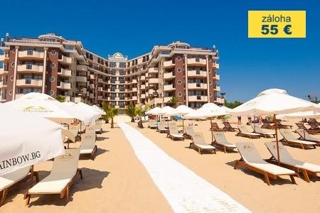 Dovolenka  - Bulharsko - Hotel Golden Ina Rumba Beach