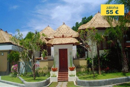 Dovolenka  - Bali - Sadara Boutique Beach Resort