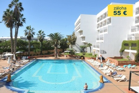 Dovolenka  - Maroko - Hotel Argana