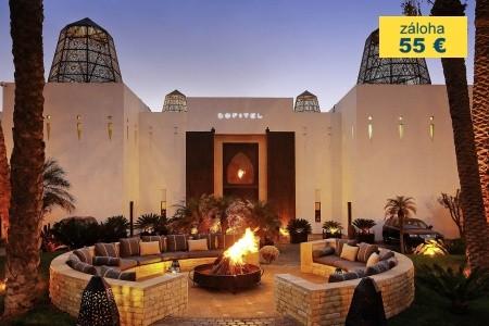 Dovolenka  - Maroko - Hotel Sofitel Agadir Royal Bay Resort