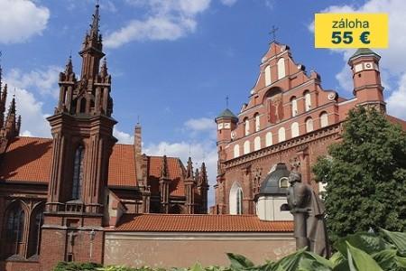 Dovolenka  - Litva - Hotel Baltpark