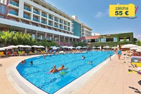 Dovolenka  - Turecko - Primasol Telatiye Resort