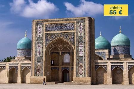 Dovolenka  - Uzbekistan - UZBEKISTÁN - 2018!