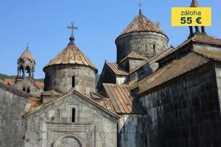 Dovolenka  - Arménsko - Arménie - Gruzie - Za krásami Jižního Kavkazu