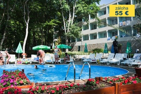 Dovolenka  - Bulharsko - Hotel Ariana