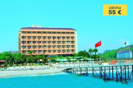Dovolenka  - Turecko - Anitas Hotel