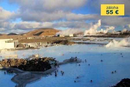 Dovolenka  - Island - ISLAND 55+ /4 denní/
