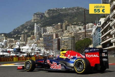 Dovolenka  - Monako - Formule 1 - Velká Cena Monaka 2018