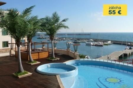 Dovolenka  - Bulharsko - Marina City Aparthotel