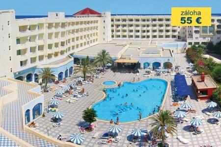 Dovolenka  - Tunisko - Safa