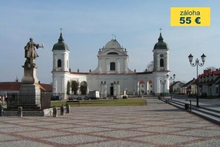 Dovolenka  - Litva - UTAJENÉ POKLADY VÝCHODNÍHO POLSKA A LITVA