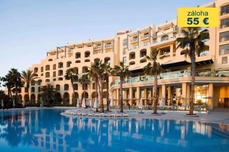 Dovolenka  - Malta - The Hilton Malta