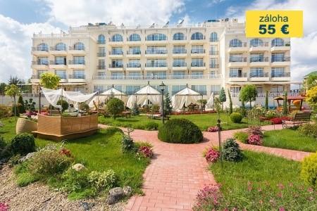 Dovolenka  - Bulharsko - Therma Palace