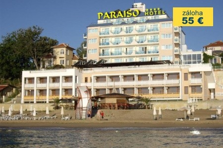 Dovolenka  - Bulharsko - Hotel Paraiso Beach