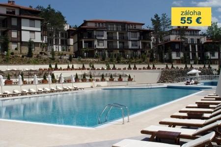 Dovolenka  - Bulharsko - Santa Marina Holiday Village