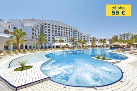Dovolenka  - Tunisko - Marhaba Palace