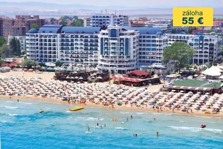 Dovolenka  - Bulharsko - Chaika Beach