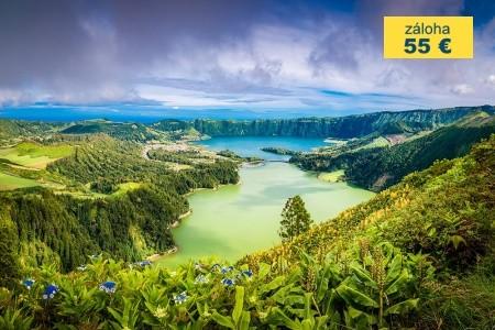 Dovolenka  - Portugalsko - Azorské ostrovy